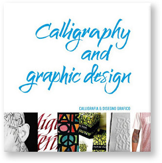 Calligraphy and graphic design